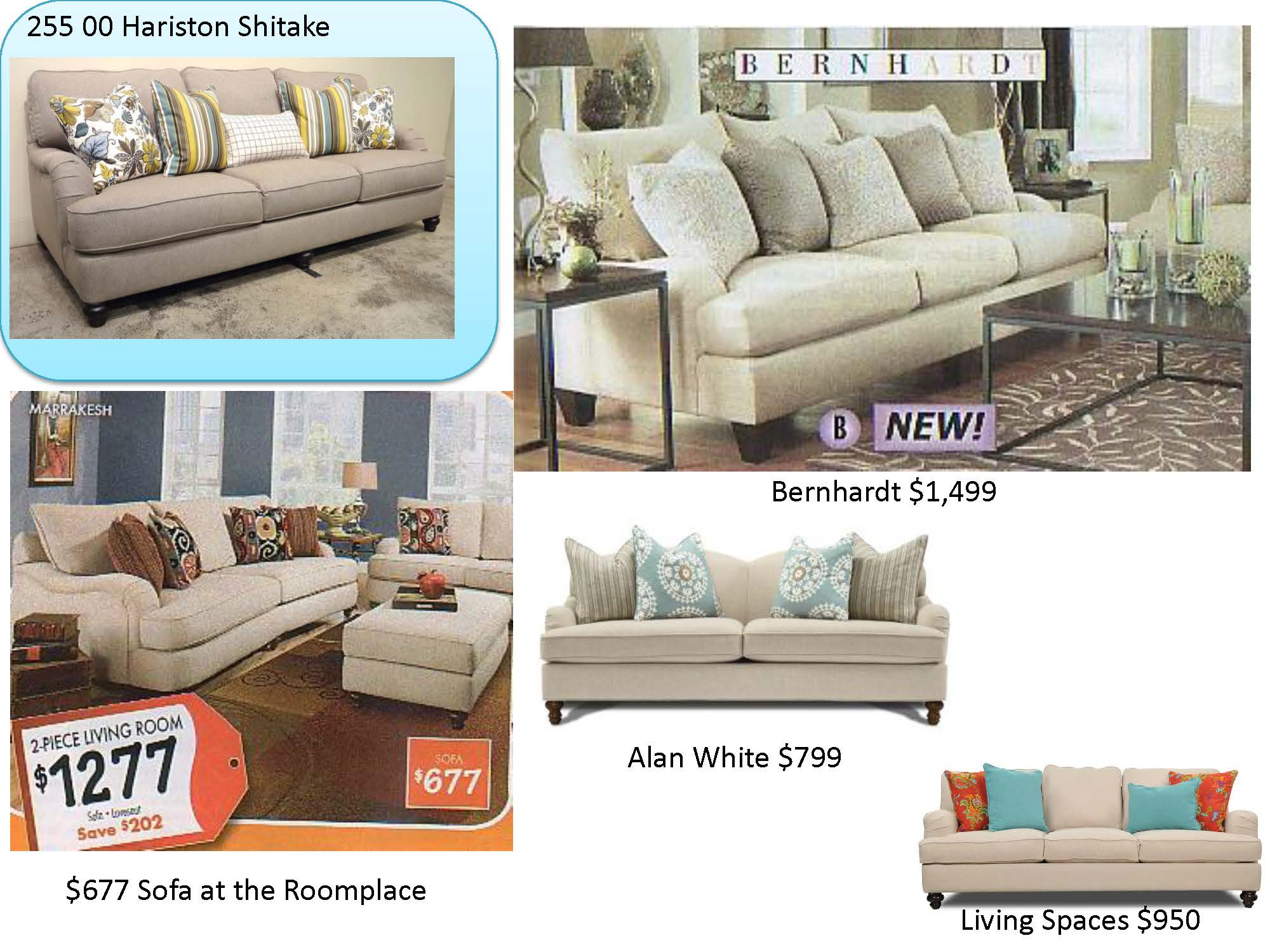 Compare To – Sell Sofas